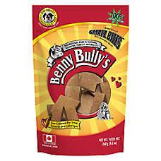 Benny Bully's Small Bites Dog Treats - Natural, Beef Liver