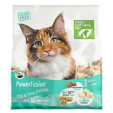 Only Natural Pet PowerFusion ™ Cat Food - Raw, Grain Free, Fish & Fowl
