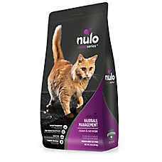 Nulo MedalSeries Hairball Management Cat Food - Grain Free