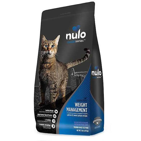 Nulo Medal Series Weight Management Cat Food Grain Free Cat Dry