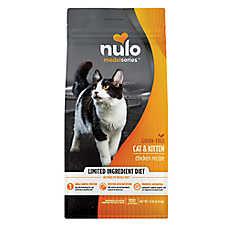 Nulo MedalSeries Limited Ingredient Cat Food - Grain Free