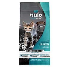 Nulo medalseries ™ Kitten Food - Grain Free, Limited Ingredient, Cod