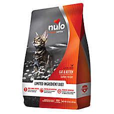 Nulo medalseries ™ Cat & Kitten Food - Grain Free, Limited Ingredient, Turkey