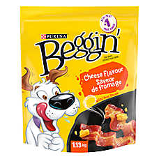 Beggin'® Strips Dog Treat - Bacon & Cheese