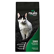Nulo Medal Series ™ Senior Cat Food - Grain Free, Turkey, Pollock & Red Lentils
