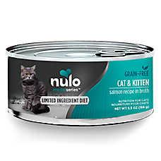 Nulo medalseries ™ Cat & Kitten Wet Food - Grain Free, Limited Ingredient