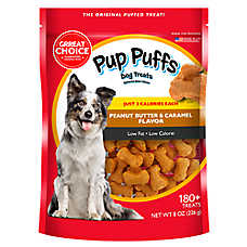 Grreat Choice® Pup Puffs Dog Treats
