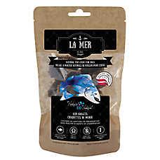 La Mer Dogit Fish Chews Cod Nugget Dog Treats - High Protein, Grain Free, Limited Ingredient