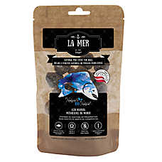 La Mer Dogit Fish Chews Cod Rounds Dog Treats - High Protein, Grain Free, Limited Ingredient