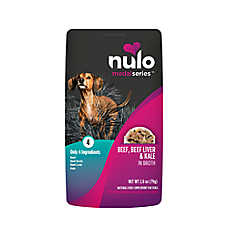 Nulo Medal Series Wet Food in Broth Dog Food - Limited Ingredient