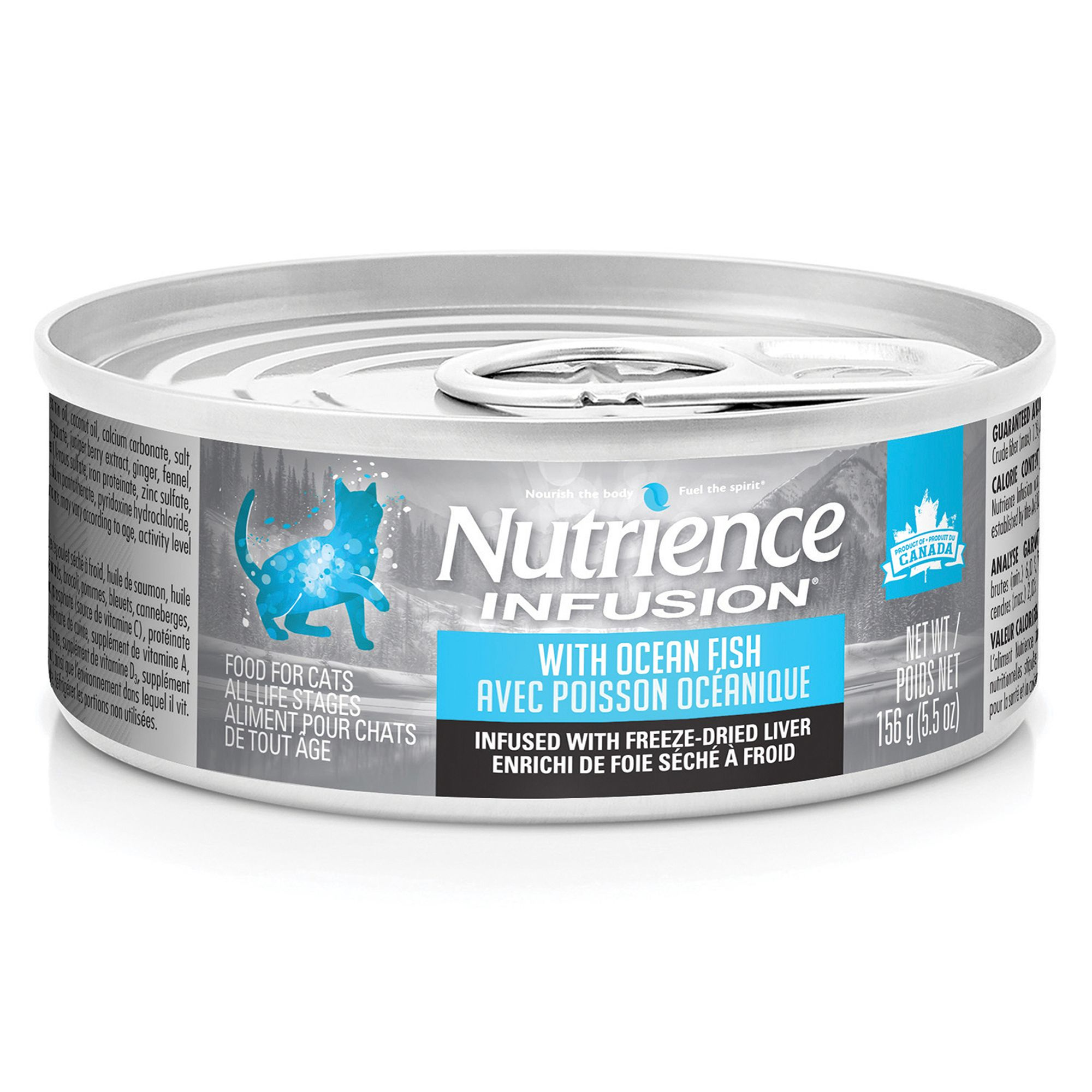 Nutrience Infusion Adult Cat Food - Ocean Fish