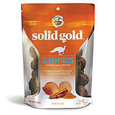 Solid Gold Superfoods Chewy Dog Treats - Grain Free