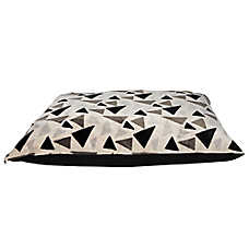 Grreat Choice® Triangles Pillow Pet Bed