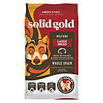 Solid Gold Wolf King®  Adult Dog Food - Grain Free, Gluten Free