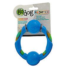 goDog® RopeTEK™ Ring Dog Toy