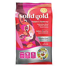 Solid Gold Nature's Harmoney™ Cat Food - Grain Free, Gulten Free