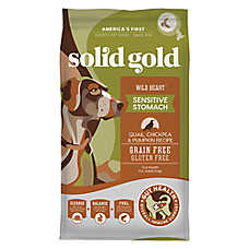 Solid Gold Wild Heart™ Adult Dog Food - Grain Free, Gluten Free