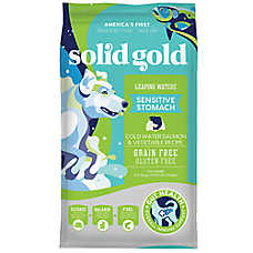 Solid Gold Leaping Waters™ Adult Dog Food - Grain Free, Gluten Free, Potato Free