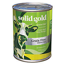 Solid Gold Green Cow® Dog Food - Grain Free, Gluten Free