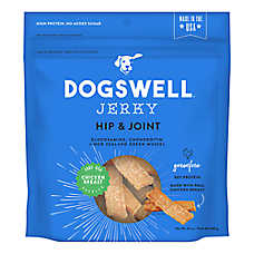 DOGSWELL® Hip & Joint Jerky Dog Treat - Chicken, Grain Free