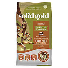 Solid Gold Buck Wild™ Adult Dog Food - Grain Free, Gluten Free