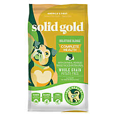 Solid Gold Holistique Blendz® Mature Dog Food - Potato Free