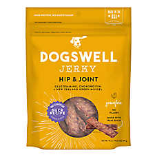 DOGSWELL® Hip & Joint Jerky Dog Treat - Duck, Grain Free