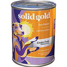 Solid Gold Sun Dancer® Dog Food - Grain Free, Gluten Free