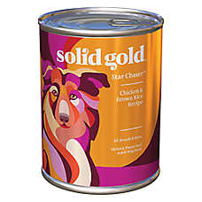 Solid Gold Star Chaser™ Dog Food
