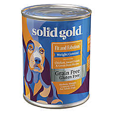 Solid Gold Fit and Fabulous™ Weight Control Adult Dog Food - Grain Free, Gluten Free