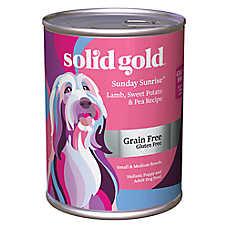Solid Gold Sunday Sunrise™ Dog Food - Grain Free, Gluten Free