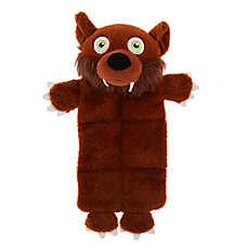 Thrills & Chills™ Halloween Werewolf Mat Dog Toy - Plush, Squeaker