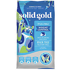 Solid Gold Fit as a Fiddle™ Cat Food - Alaskan Pollock, Grain Free, Gluten Free