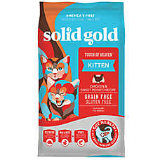 Solid Gold Touch of Heaven™ Kitten Food - Grain Free, Gluten Free