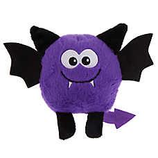 Thrills & Chills™ Halloween Bat Dog Toy - Plush, Squeaker