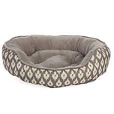 Top Paw® Ikat Cuddler Pet Bed