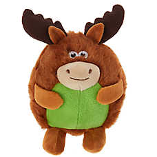 Top Paw® Moose Dog Toy - Plush, Squeaker