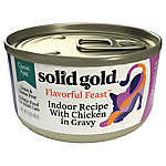 Solid Gold Flavorful Feast™ Adult Cat Food - Classic Pate, Grain Free, Gluten Free