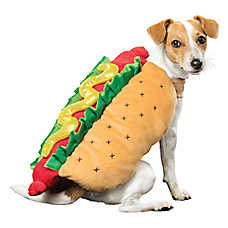 f98861b09 Thrills   Chills trade  Halloween Hot Dog Pet Costume