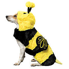 Thrills & Chills™ Halloween Bumble Bee Pet Costume