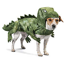 Thrills & Chills™ Dinosaur Halloween Pet Costume