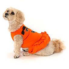 Thrills & Chills™ Halloween Pumpkin Pet Dress