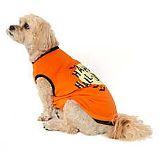 "Thrills & Chills™ ""Happy Halloween"" Pet Tee"