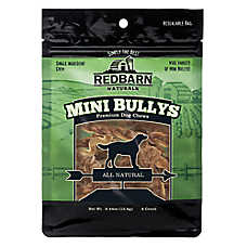 Redbarn Naturals Mini Bully Chews Dog Treat