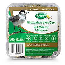 Scotts® Birdwatchers Blend Suet Wild Bird Food