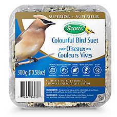 Scotts® Colourful Bird Suet Wild Bird Food