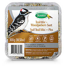 Scotts® Trail Mix Woodpeckers Suet Wild Bird Food
