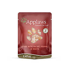 Applaws Wet Cat Food, Natural, Limited Ingredient, Grain Free, 2.47 oz Pouch