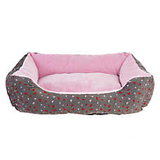 Grreat Choice® Triangle Cuddler Pet Bed
