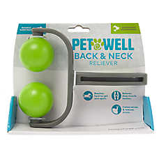 PetWell Back & Neck Reliever